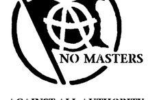 """Anarchismus / """"Wir sind überzeugt, dass Freiheit ohne Sozialismus Privilegienwirtschaft und Ungerechtigkeit, und Sozialismus ohne Freiheit Sklaverei und Brutalität bedeutet.""""  www.anarchismus.at"""