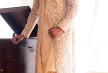 Indian Groomswear Collection By Anita Dongre / Anita Dongre is a designer who's India's leading couture and pret designer. The brand hails from Rajasthan which is rich in tradition and culture and has defined the look for the Indian groom. Classic achkans, rich-textiled sherwanis and the elusive regal aura is what sets the tone. There's something for everyone - the elegant, the classy and the destination-wedding-hopping Indian man. Bridelan: Personal Shopper & Style Consultants for Indian/NRI weddings. Website www.bridelan.com