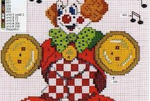 Le Cirque- les Clowns