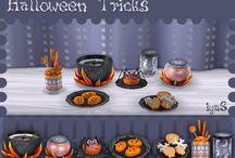 TS4 Halloween