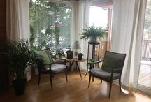Retro furniture and decoration
