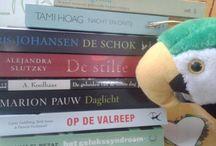 Bibliotheek-dingen / Mijn liefde......boeken!