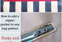 Tutorials sewing