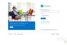 Microsoft Account / by Windows 8 Core