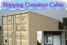 Container living...