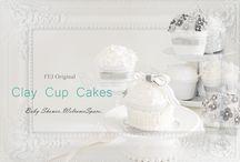 FEJクレイシリーズカップケーキ