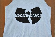 Love Yoga / Yoga apparel, comfortable and functional
