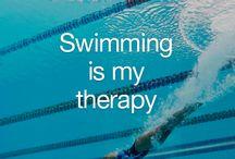 My swim and healthier mind