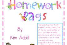 Numeracy homework