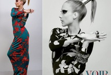 High fashion shoot
