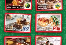 Bring Home the Holidays: Sweeps / What do you need for the perfect Holiday celebration? Create your Holiday party checklist and share it with us at NabiscoHoliday.com! / by Nabisco
