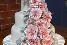 Wedding Cakes / Just what the bride ordered!