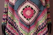 sueters al crochet