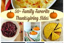 Thanksgiving food / by Tina Smith