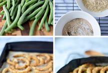 Vegetarian + Vegan. / Meatless recipes shouldn't be relegated to just Monday! Enjoy healthy, delicious, vegetarian meals any day of the week.