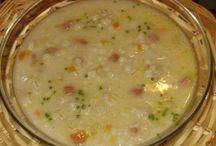 Minestre e zuppe