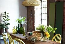 interiors | dining area