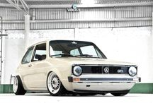 mk1 golf / mark 1 golf the best cars built