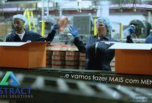 Produção / Tornar as linhas de produção e os processos de fabrico, mais competitivos, evitando investimentos em novos equipamentos, aumentando a eficiência e os resultados.