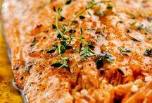 BHW Recipes - Fish / Seafood recipes