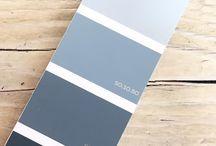 Kleur van het jaar 2017: Denim Drift / Flexa heeft een nieuwe trendkleur voor 2017 gekozen: #DenimDrift. Dé bauw grijze tint die perfect te combineren is.