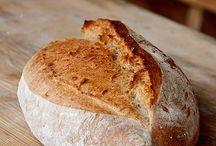 Brote mit Ruchmehl
