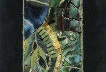 mozaika a keramika
