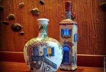 deco botellas