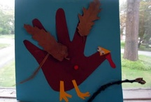 Thanksgiving / Thanksgiving crafts and activities for kids. Have fun and focus on gratitude in November!
