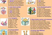 learn, german verbs