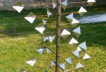 Wind powered art