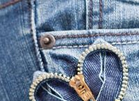 Denim Jeans Taschen nähen