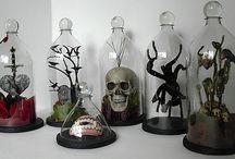 Spooky / by Audrey Maldonado