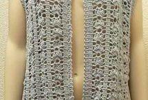 crochet cardies