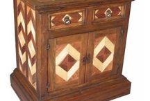 Mesquite and Pine Furniture