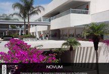 Plaza Novum / Centro Comercial Novum Cuauhnahuac.