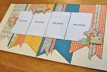 Scrapbook Pages / by Sara Reid