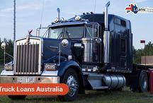Truck loans Australia