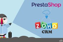 PrestaShop to Zoho CRM Connector Setup