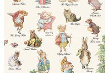 Beatrix Potter & Peter Rabbit