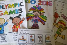 Olympic Games TPT Creations