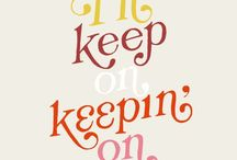 Tipografías Inspiradas ♡