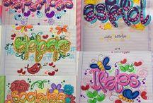 Marca cuaderno