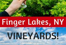 Inspiring Travelers / by Finger Lakes WineCountry