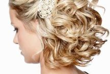 Wedding Hair and more