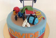 cake body building