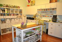 Studio, Office, and Craft room I want
