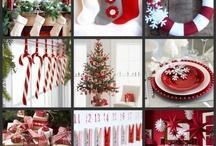 Christmas for dark walls