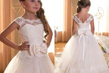 Bruid kleding ( kinderen)