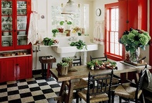 new kitchen / by Crys Stanard